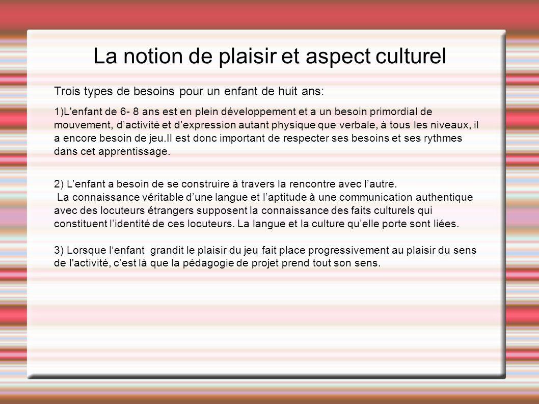 Premier exemple: correspondance scolaire Lintérêt de cette activité est de permettre aux élèves davoir un contact avec des locuteurs natifs, puis en fin d année, échanger, recevoir des lettres et comprendre des écrits simples.
