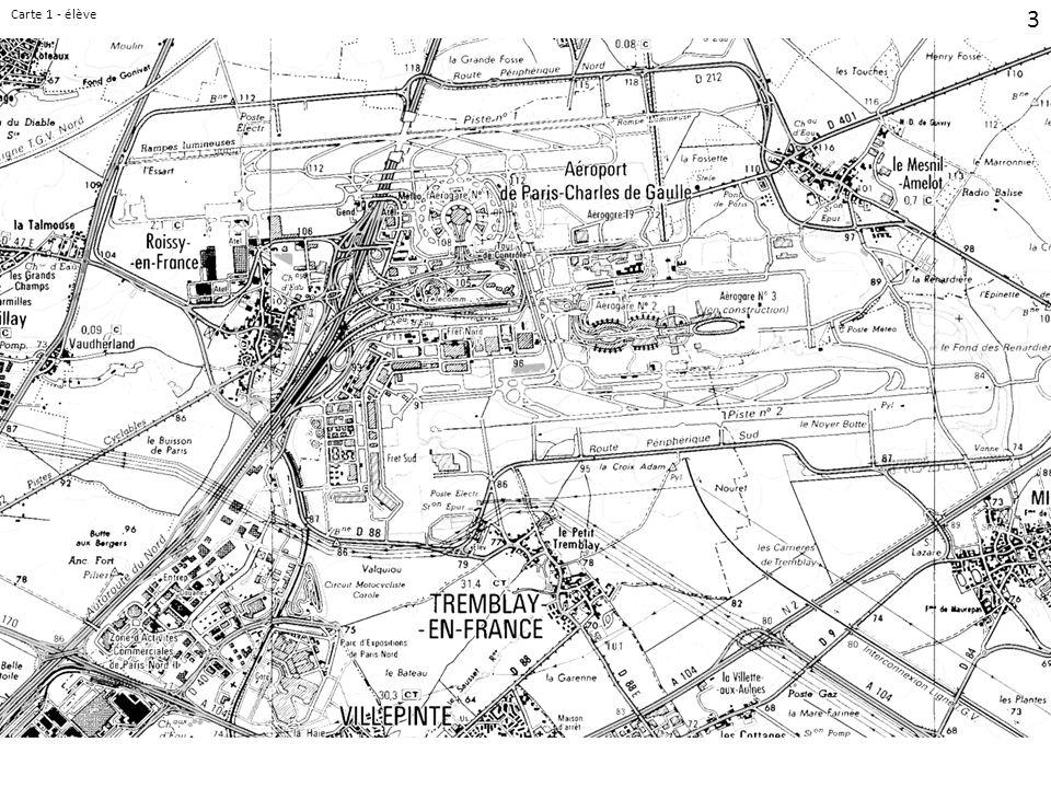 3 2 4 5 1 Roissy, le hub aéroportuaire dune grande métropole : Paris Une plateforme multimodale : Roissy Schéma 1 Schéma 2 4