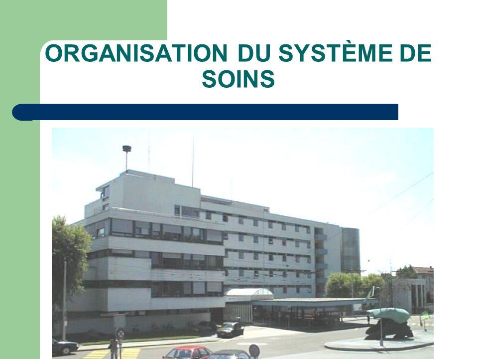 1.Présentation, définitions Le système de santé vise à maintenir et rétablir la santé (au sens de lOMS) dune population.