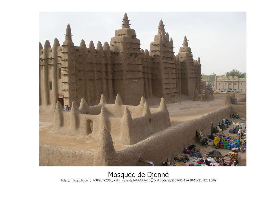 Mosquée de Djenné http://lh6.ggpht.com/_N98ZoT-2G6U/RyHr_nyusvI/AAAAAAAAF6Q/IXvHId-bVsI/2007-01-15+18-13-21_0251.JPG