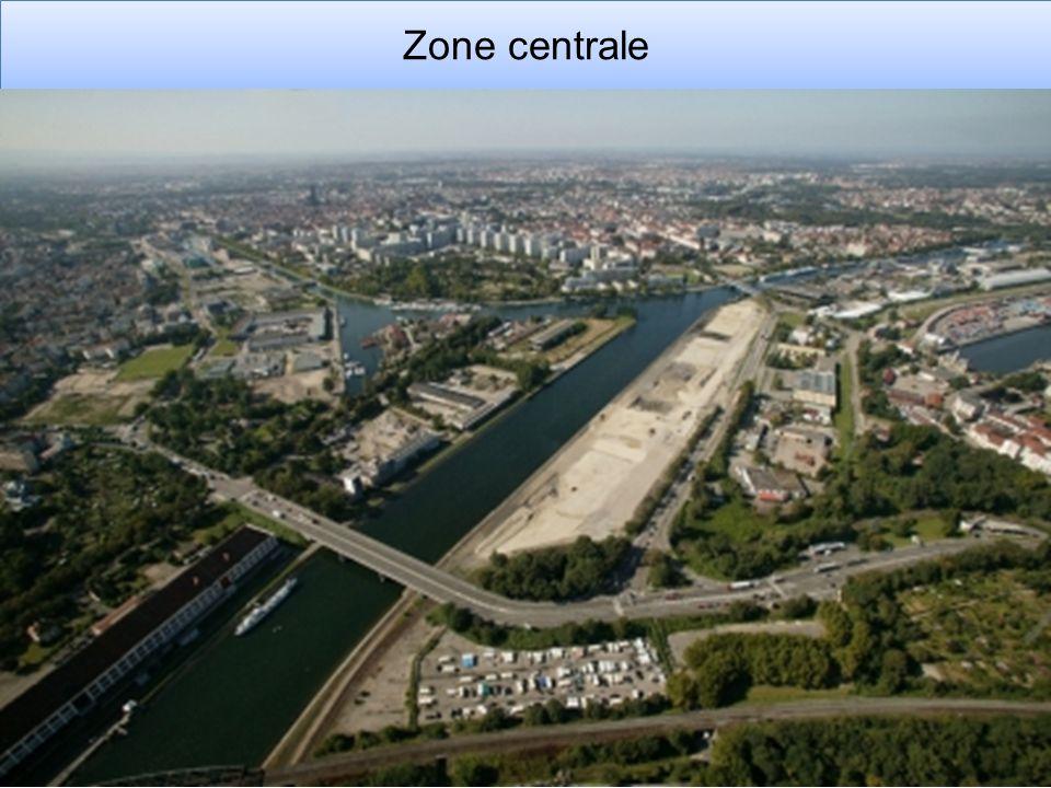 Zone centrale