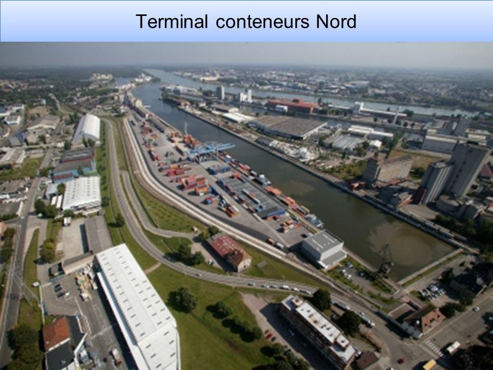 Terminal conteneurs Nord
