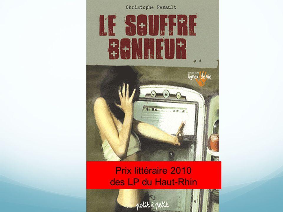 Prix littéraire 2010 des LP du Haut-Rhin
