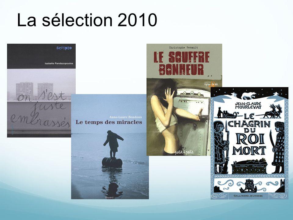 La sélection 2010