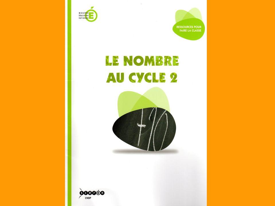 a. La liaison cycle 2 / cycle 3 Calcul Problèmes Ecritures