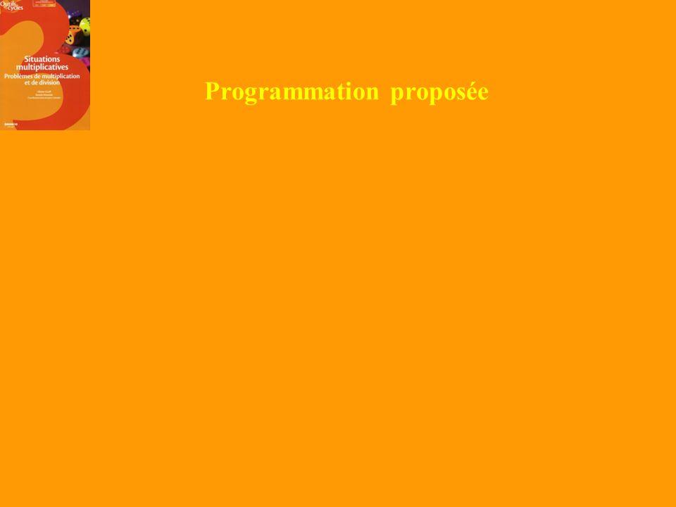 b. La liaison socle commun / progressions Une seule compétence : –Résoudre des problèmes relevant des quatre opérations Un niveau pour débuter (dans l
