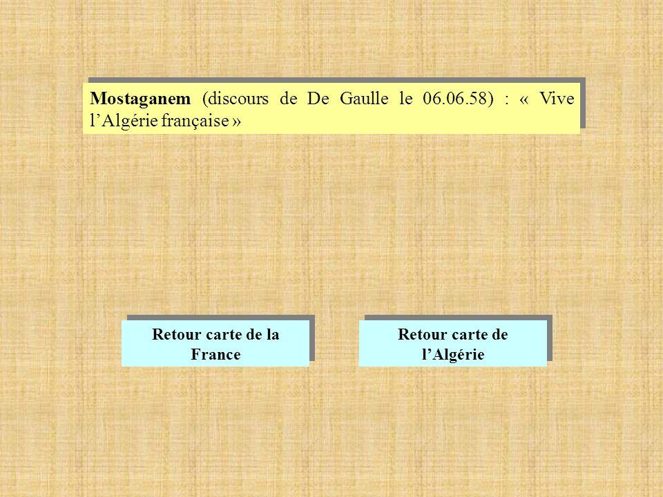 Mourmelon-Vadenay (Marne) Autres types de camps Larzac (Aveyron) Thol (Ain) St Maurice lArdoise (Gard) Camp dassignation à résidence surveillée.