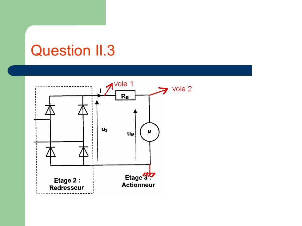 Question II.3