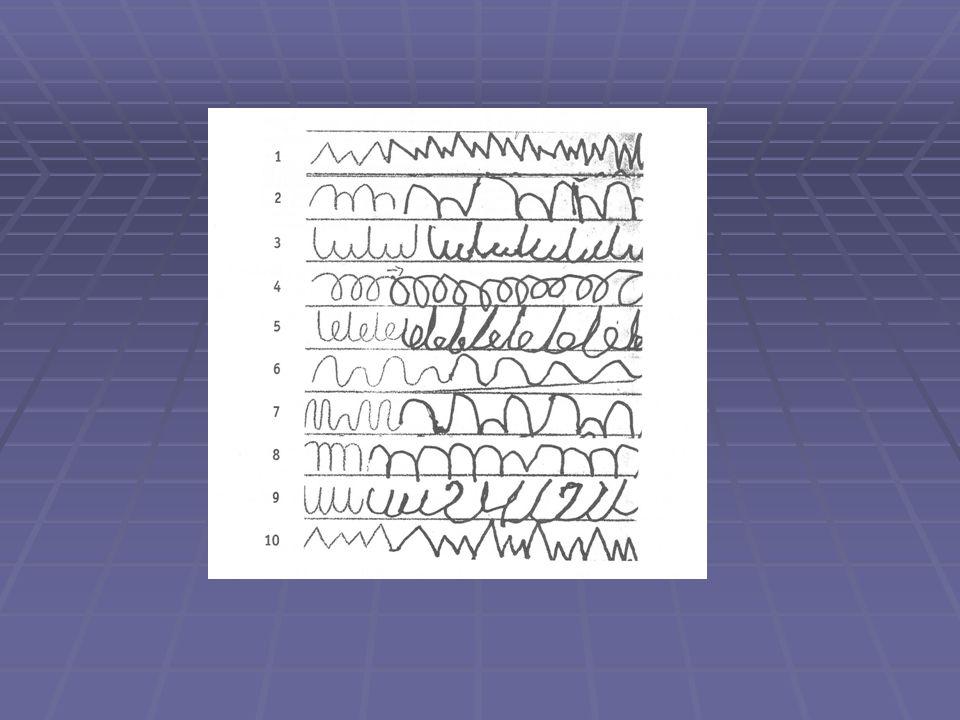 La piste verticale: en marchant le long de la piste verticale, lenfant produit la trace du mouvement des rubans La piste verticale: en marchant le long de la piste verticale, lenfant produit la trace du mouvement des rubans Lorsque les boucles produites sur la piste verticale sont suffisamment rythmées, et que les gommettes et images sont correctement disposées sur les pages (gestion statique de lespace graphique), les boucles peuvent être tracées sur papier (de manière ludique).