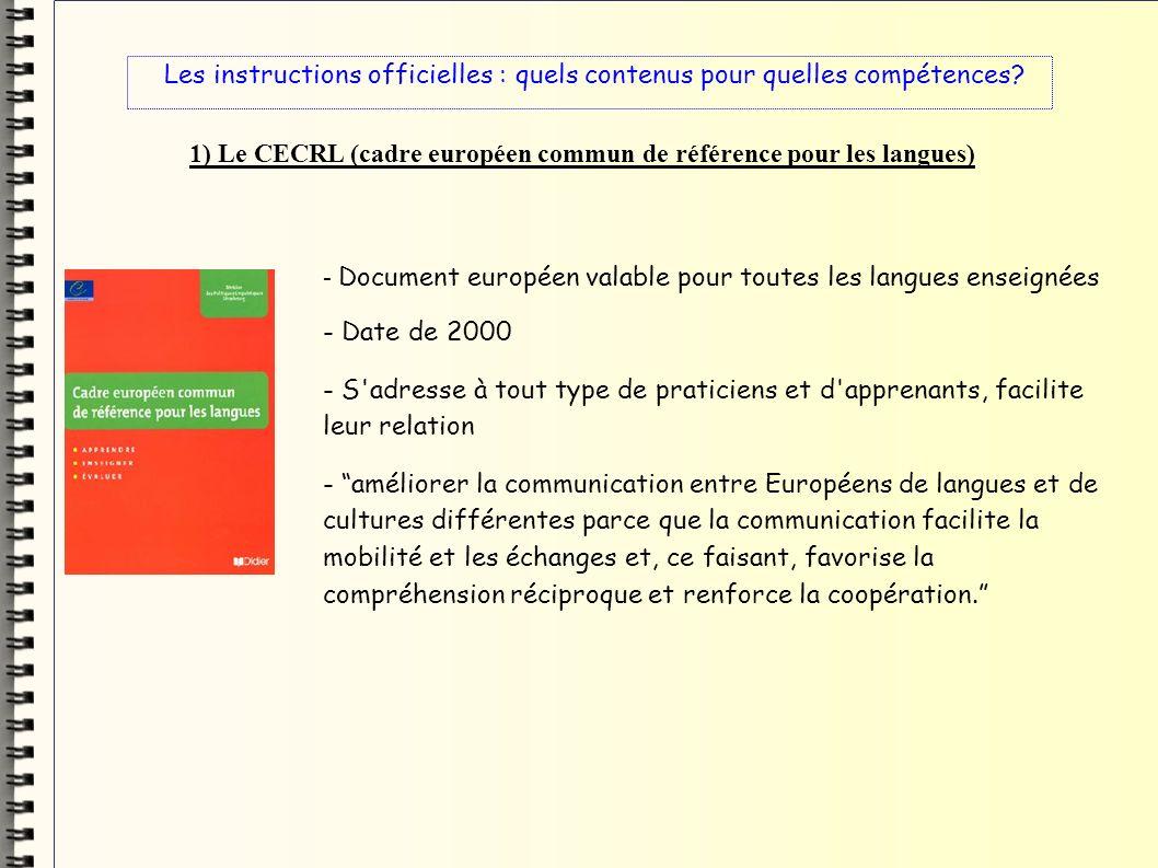 Déroulement et conception d une séance de LVE au cycle 2 LES ETAPES 1) Rituels Lancent l activité Rassurent l élève