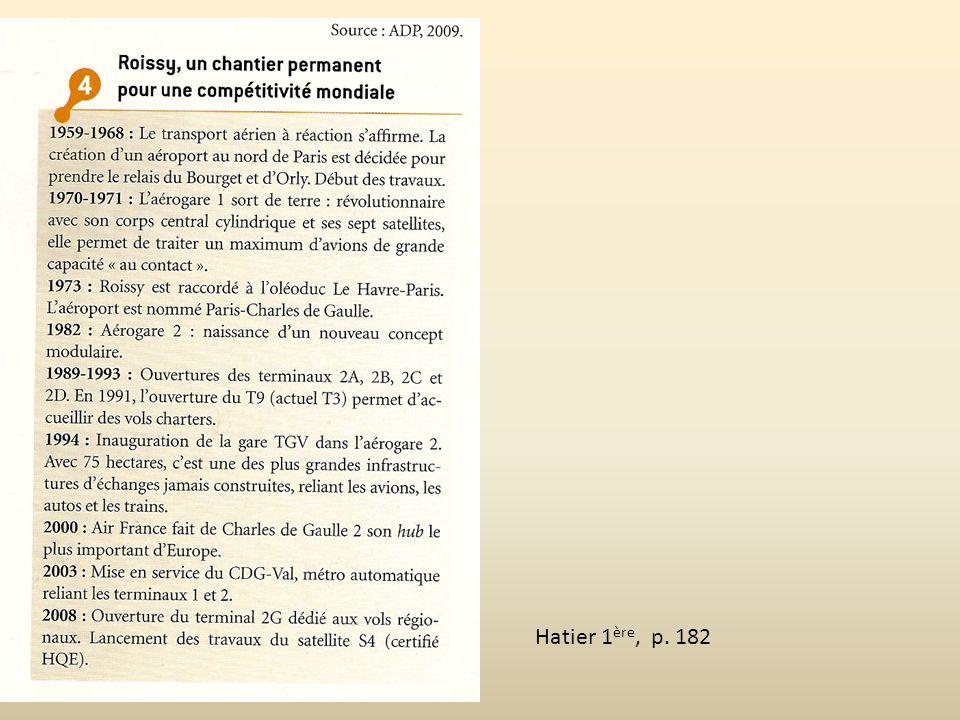 Hatier 1 ère, p. 182