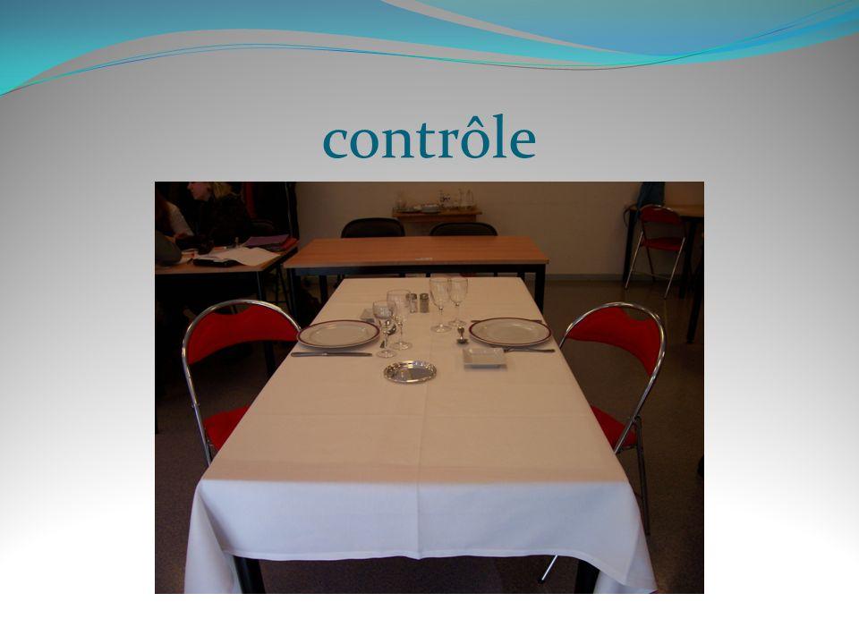 contrôle