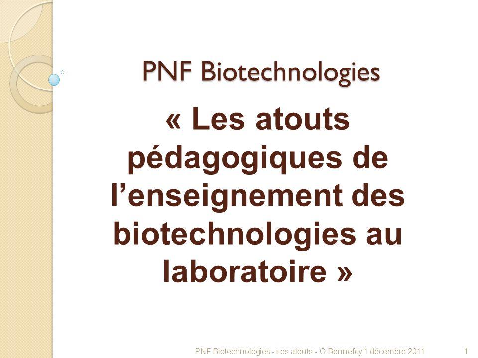 2 La nouvelle STL : des objectifs qui évoluent Une ambition affichée : préparer à la poursuite détudes Quelles conséquences sur nos enseignements en STL biotechnologies en laboratoire .