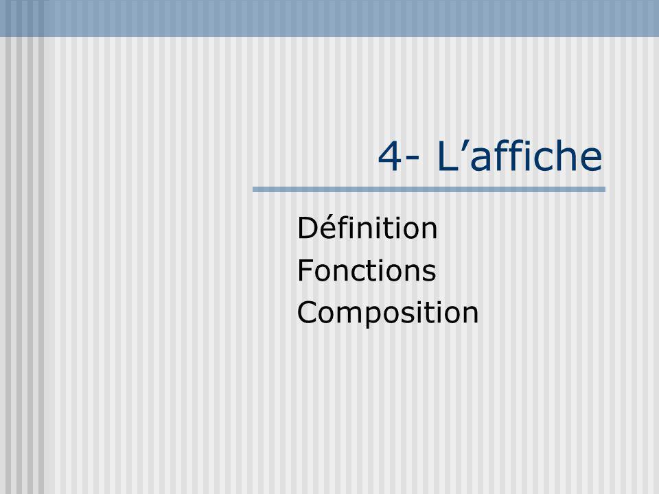 4- Laffiche Définition Fonctions Composition