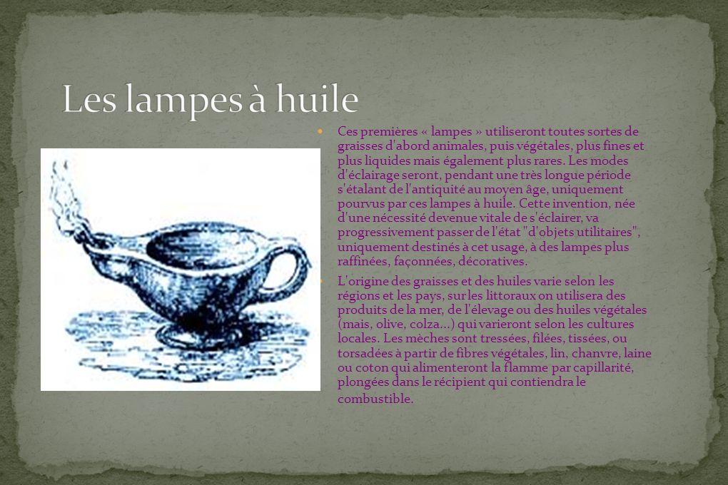 Durant des siècles, le jonc a été utilisé pour faire des chandelles.