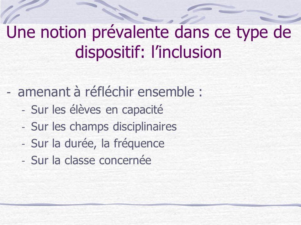 Les modalités daccès en CLIS : Cest la C.D.A.P.H. qui propose à lélève une orientation vers une CLIS. Cette orientation est prononcée pour faciliter l