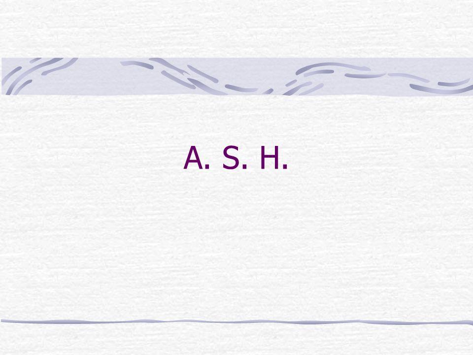Le module A.S.H. Objectifs: Connaissance de la spécificité A.S.H. Meilleure perception des problématiques Connaissance de la diversité des structures