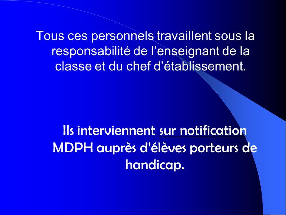 Statut des AVSi, ASCO et AVS Co : Assistants dÉducation.