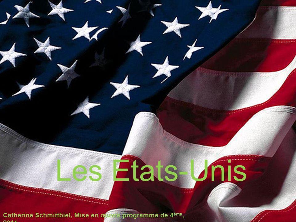 Les Etats-Unis Catherine Schmittbiel, Mise en œuvre programme de 4 ème, 2011
