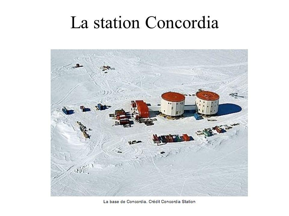 La station Concordia