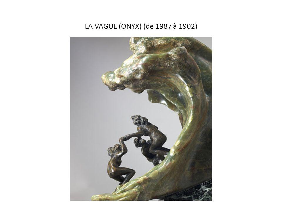 LA VAGUE (ONYX) (de 1987 à 1902)