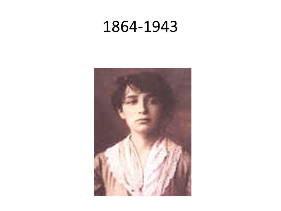 JEUNESSE Camille Claudel est née un 8 Décembre 1864 à Fère en Tardenois.