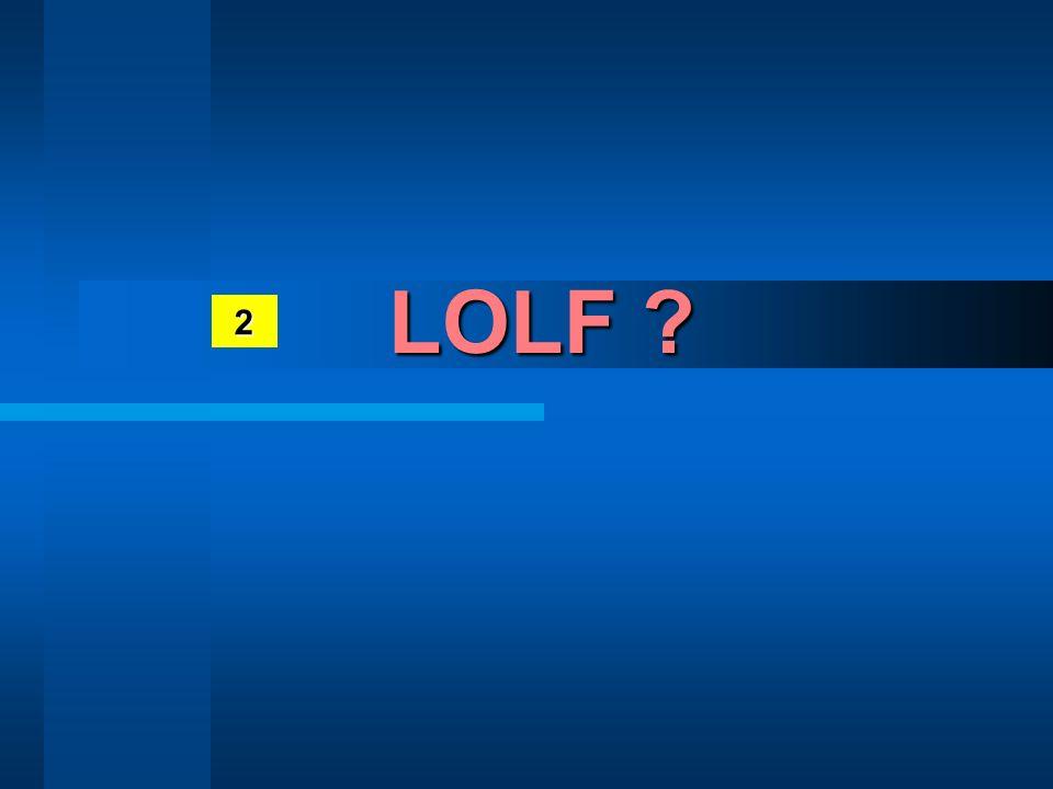 2 LOLF ?