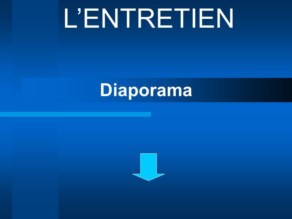 LENTRETIEN Diaporama