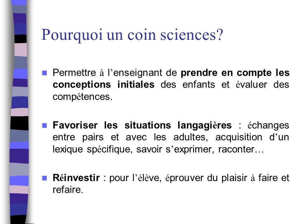 Développer des compétences langagières - S appuyer sur le r é el : observer, (re)conna î tre, d é signer, décrire, des objets ou ph é nom è nes qui nous entourent.