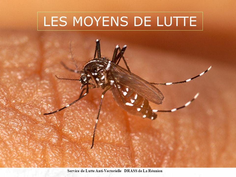 Service de Lutte Anti-Vectorielle DRASS de La Réunion Comment se prémunir des piqûres de moustiques.