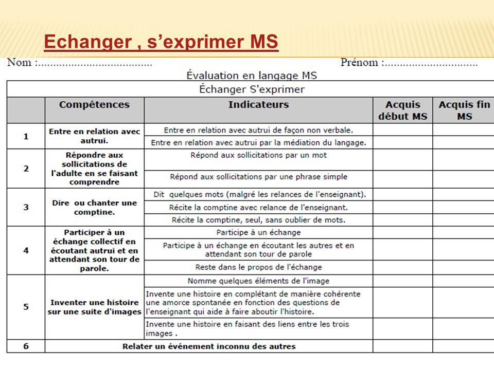 MS GS