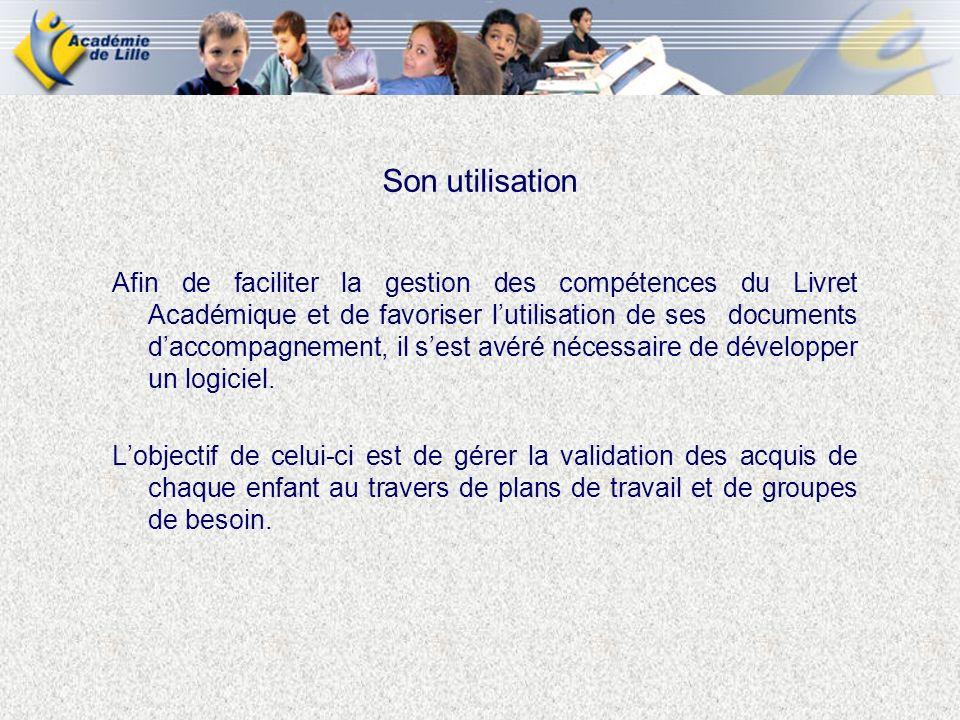 Aspect technique Afin de faciliter son utilisation et de permettre son évolution dans le temps, le Livret de Compétences Académique Informatisé se présente sous la forme dun site Web.