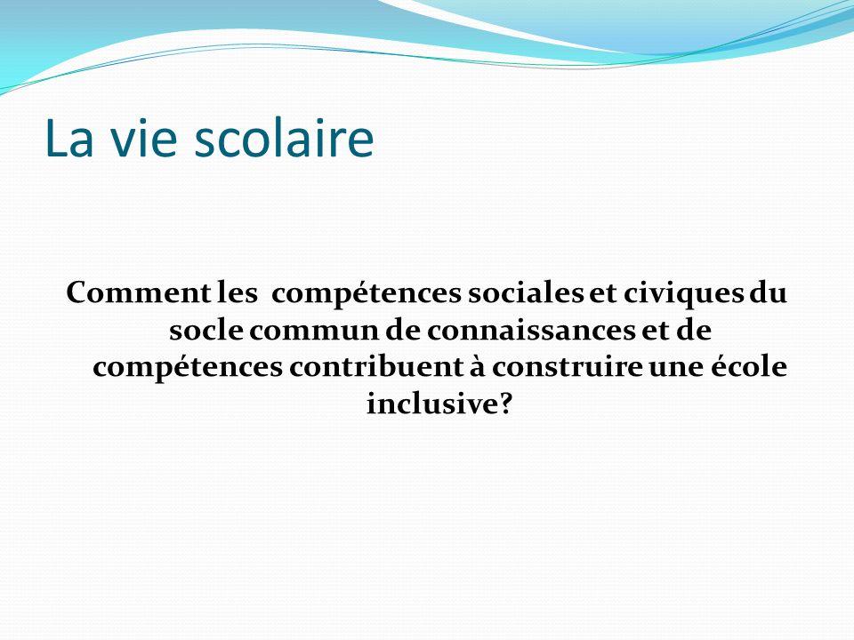 Le socle De la maternelle à la 3ème… Décret n° 2006-830 du 11 juillet 2006 relatif au socle commun de connaissances et de compétences et modifiant le code de l éducation