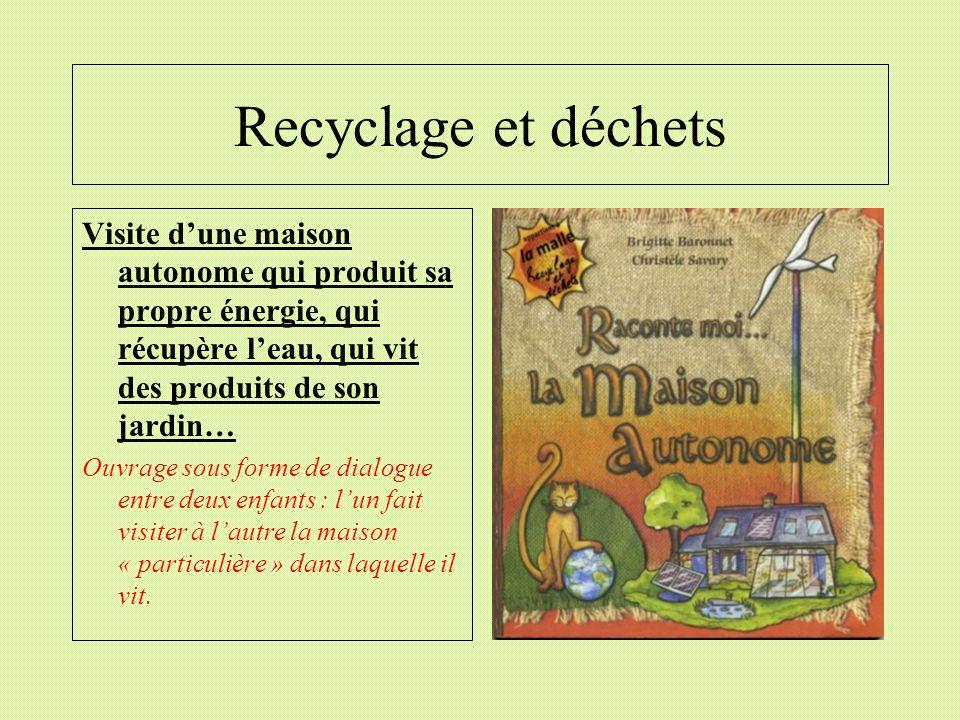Recyclage et déchets Album Lhistoire dun jeune Congolais qui vit tant bien que mal en vendant des jouets quil fabrique à partir de matériaux dune décharge.