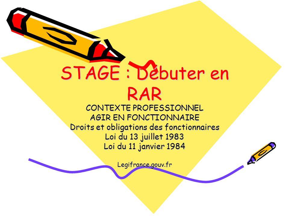 Violence à l école Textes de référence Loi n°83.634 du 13-07-83, art.