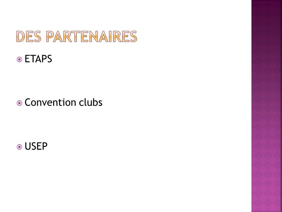 ETAPS Convention clubs USEP