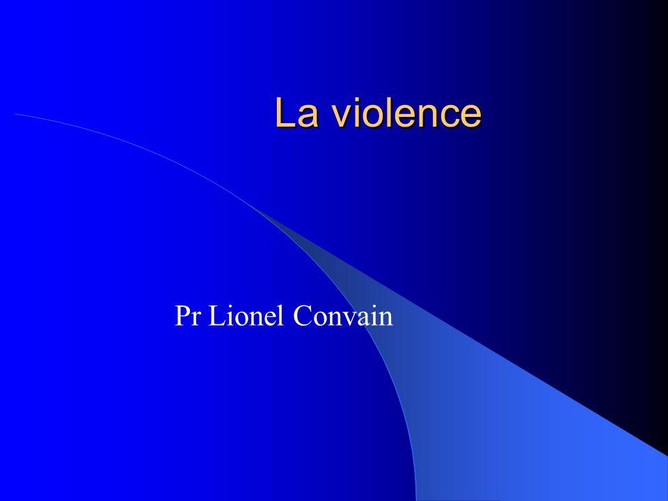 A partir de quel seuil la violence devient elle excessive .