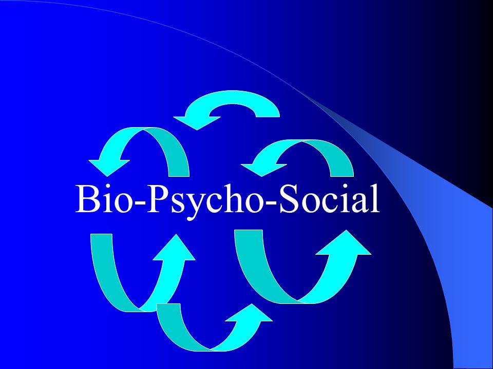 Concepts de référence Modèle BIO-PSYCHO-SOCIAL Modèle développemental Santé globale, Santé mentale Notions : risque, vulnérabilité, déterminants, résilience.