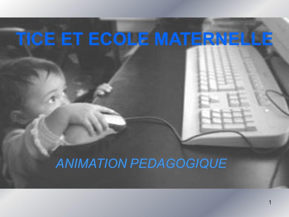 Sabine Deroubaix CTICE TICE et langage école maternelle 72 Création dun album multimédia : Un logiciel comme MCK3 permet de créer facilement une histoire multimédia intégrant textes, sons et images.
