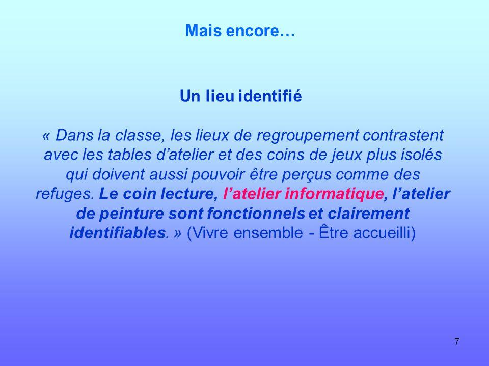 Sabine Deroubaix CTICE langage et TICE en maternelle 68 Des exemples de cahiers de vie en ligne : http://pharouest.ac-rennes.fr/e291613W/PS2/cahier-de-vie/ca[...] le cahier de vie de l Ecole Maternelle Publique Laënnec de CROZON http://ecfeiger.edres74.ac-grenoble.fr/article.php3?id_arti[...] celui de lécole Edouard VUAGNAT à Feigères http://web-ia.ac-poitiers.fr/web17/LRSud/espace-ecoles/rubr[...] le cahier de vie de la classe de grands de lécole maternelle de Périgny.