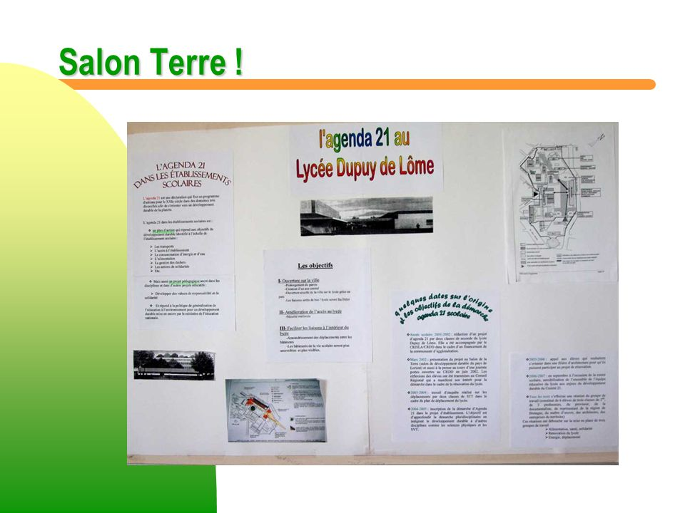 Salon Terre !