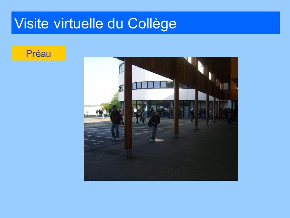 Visite virtuelle du Collège Préau