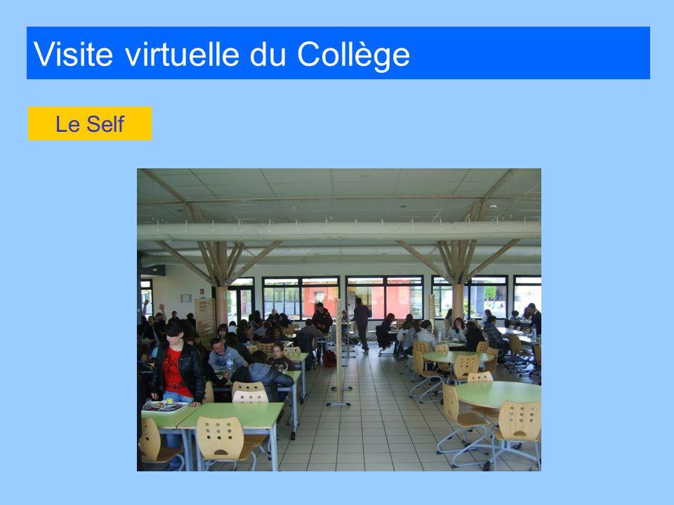 Visite virtuelle du Collège Le Self