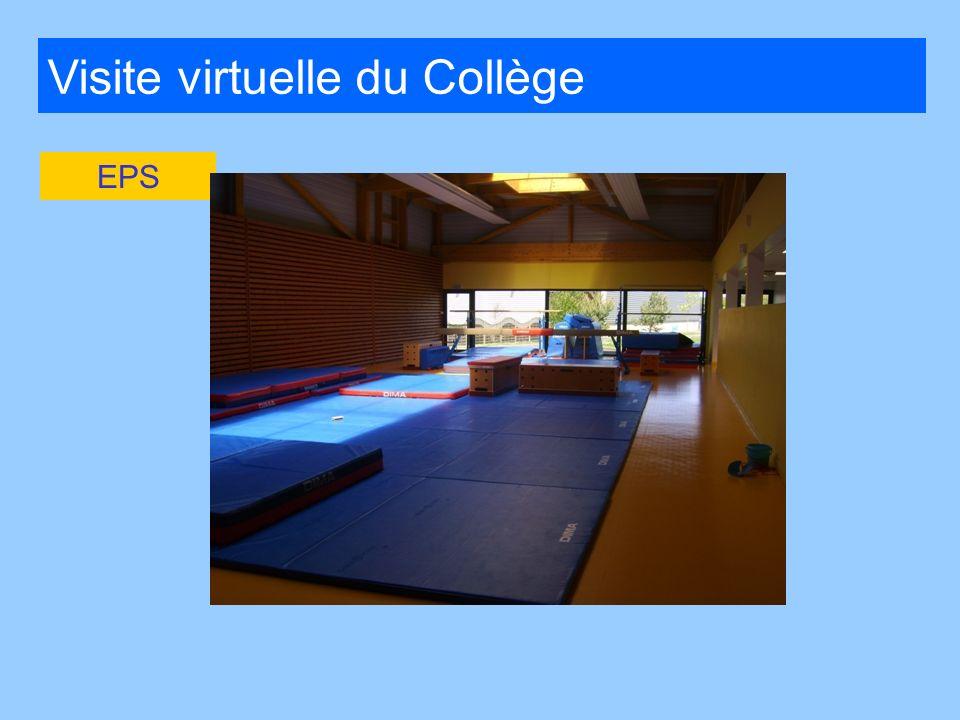 Visite virtuelle du Collège EPS