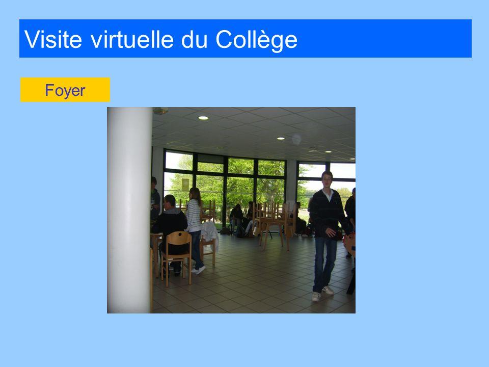 Visite virtuelle du Collège Foyer