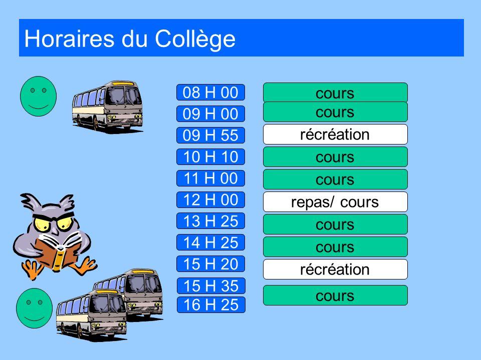 Visite virtuelle du Collège Cour