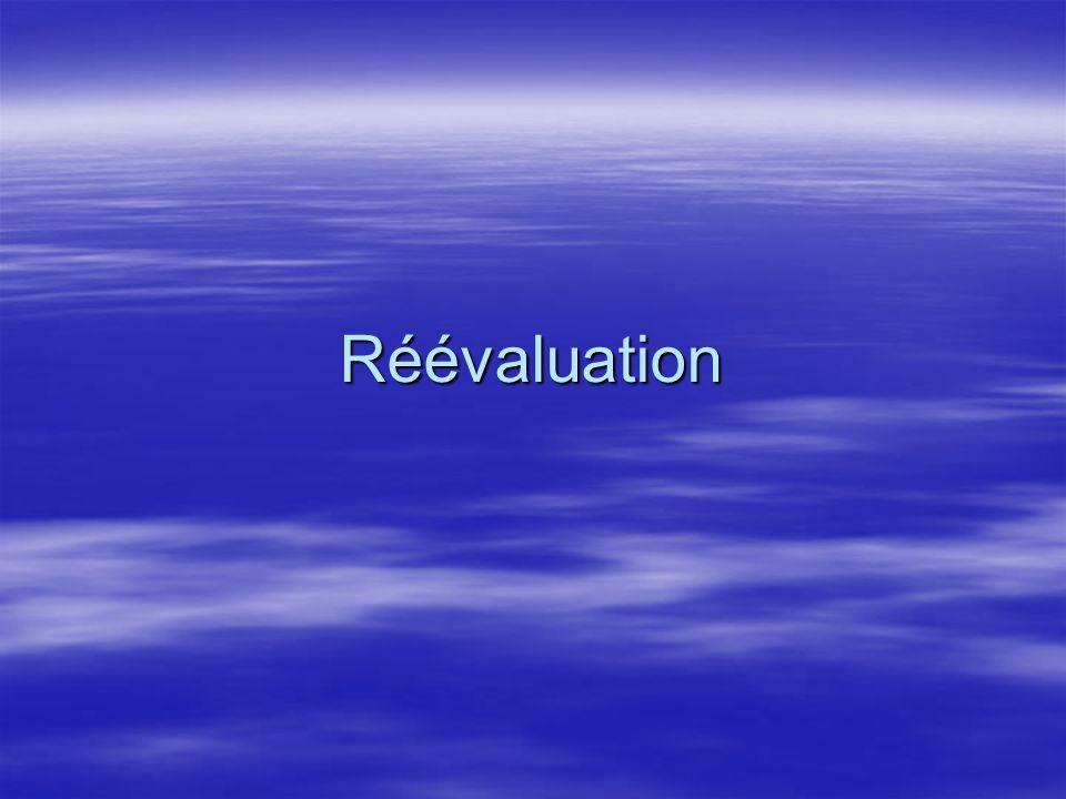 Réévaluation