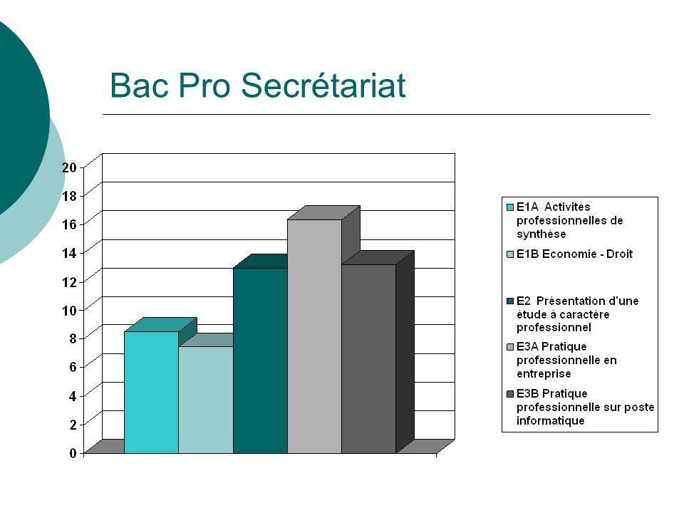 Bac Pro Secrétariat