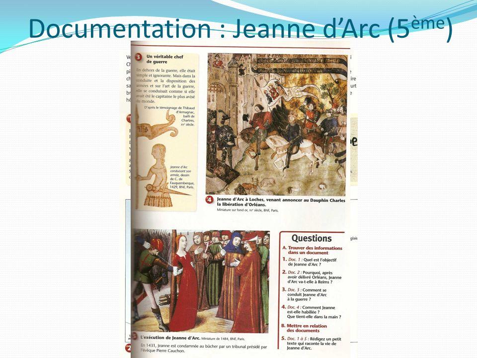Evaluer un écrit intermédiaire En 1429 Jeanne dArc quitta Dom Rémy parce quelle disait avoir entendu plusieurs saints lui ordonnant de chasser les anglais hors de France.