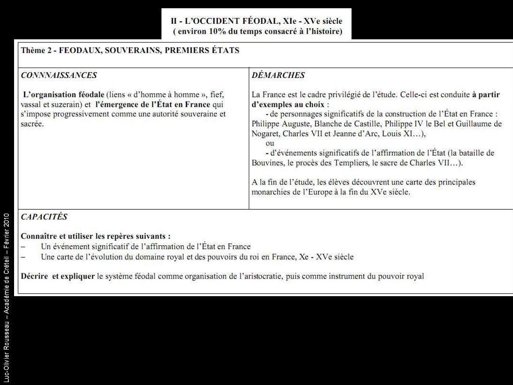 Luc-Olivier Rousseau – Académie de Créteil – Février 2010 Séance 3 Récit du professeur : le dimanche de Bouvines La bataille victorieuse et sa traduction territoriale, économique et militaire ne sont pas les seuls éléments qui rendent cet événement significatif.